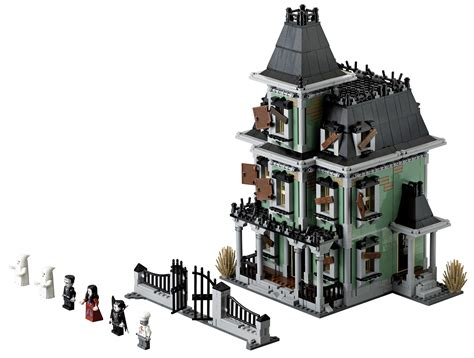 lego fighters haunted house set announced the daily brick