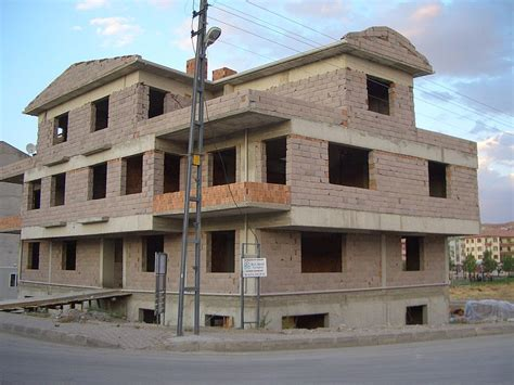 construction of a house file house construction jpg wikimedia commons