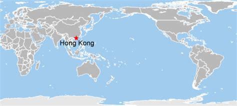 hong kong on the world map hong kong world map hong kong on world map