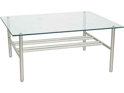 Wrought Iron Coffee Table With Glass Top Woodard Uptown Wrought Iron 42 X 36 Rectangular Glass Top Coffee Table 2h0043