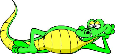 Free Clip by Crocodile Free Alligator Animated Alligators Clipart Image