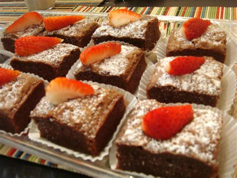 Decorated Brownies by Decorated Brownies Simply Tale