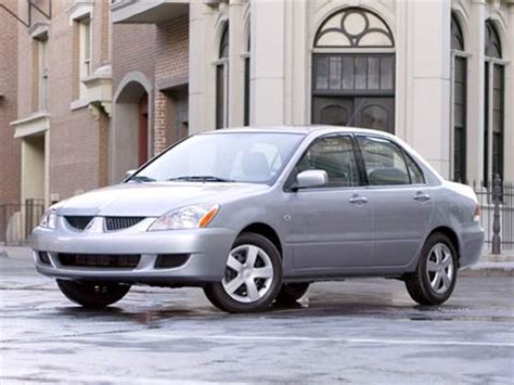 2005 mitsubishi lancer pricing ratings reviews kelley blue book