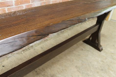 Live Edge Sofa Table Ecustomfinishes Live Edge Sofa Table