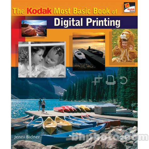 kodak picture books kodak book the kodak most basic book of digital