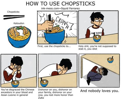 How To Create A Meme - how to use chopsticks how to make sushi know your meme