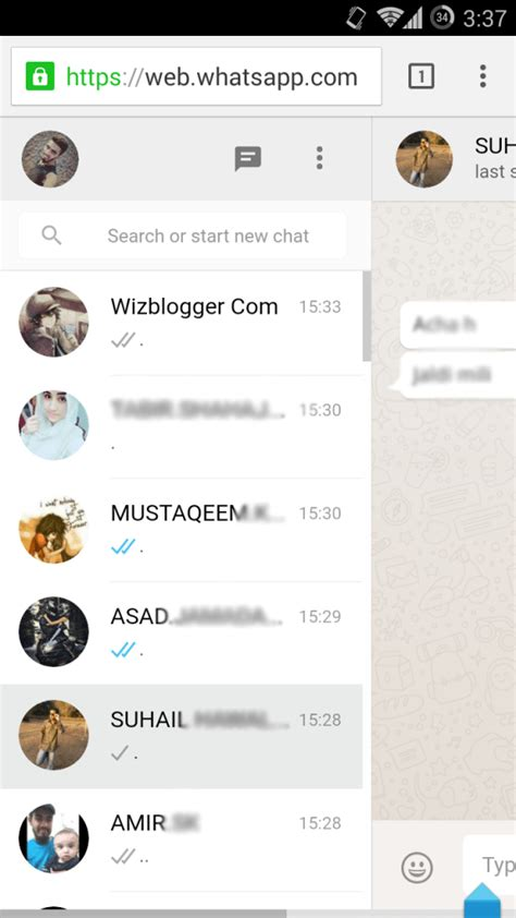 hacking tutorial for whatsapp how to hack whatsapp account easily tutorial wizblogger