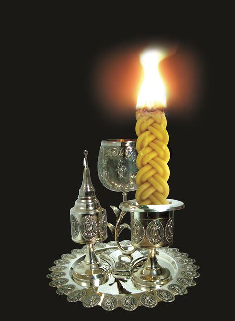 shabbat candles story havdala in the shtetl chabad of monroeville