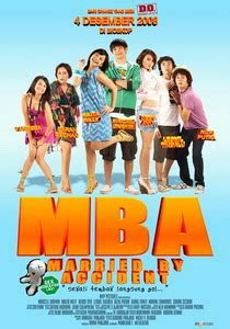 What Does Mba In Indonesia by Subtitle Indonesia Bsm Mba Married