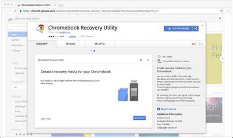 Chrome Recovery Utility   comment rendre un vieux pc rapide et utile gr 226 ce 224 chrome os