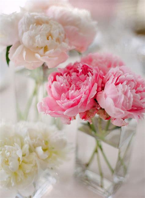 Tischdeko Hochzeit Rosa by Tischdeko Hochzeit Pfingsrosen Rosa Pink Mademoiselle No