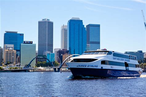 boat cruise from perth perth s most picturesque cruises on the swan river