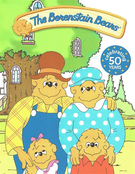 berenstain bears favorite book characters authors desoto tx