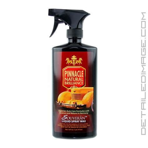 Liquid Souveran Wax Wax Mobil liquid souveran spray wax 16 oz free shipping available detailed image