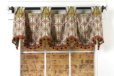 valance curtain patterns to sew julia curtain valance sewing pattern