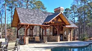 outdoor kitchen pavilion designs post and beam home plan studio design gallery best