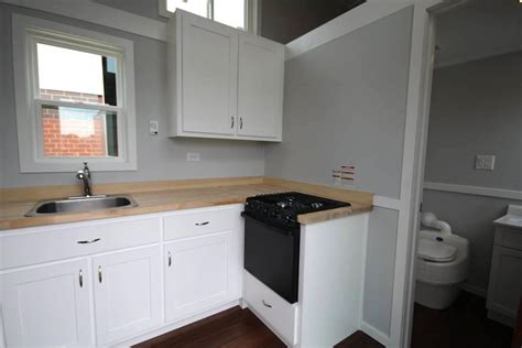 Titan Kitchen by Chicago S Titan Tiny Houses Built With Lightweight Steel