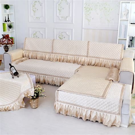 Luxury Sofa Covers Snow Continental Luxury Sofa Cushion Slipcover Cover All