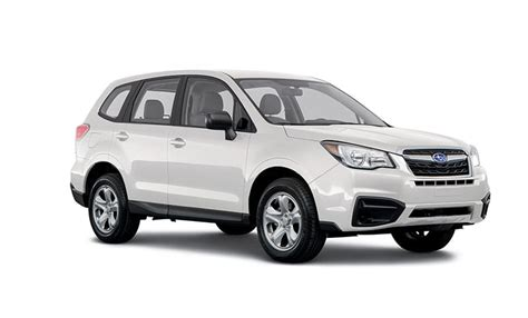 subaru forester 2017 white 2017 subaru forester trim levels compare trim specs