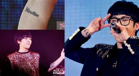 the curious case of korean idols tattoos and the army