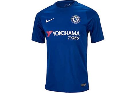 Jersey Chelsea Home 1618 chelsea home jersey 2017 18 soccer plus peterborough ontario