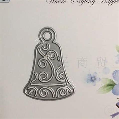 bells metal cutting dies stencils metal bell design cutting dies stencils for diy