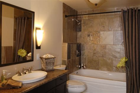 Wall Tile Ideas For Small Bathrooms Spa Style Bathrooms Linwood Custom Homes