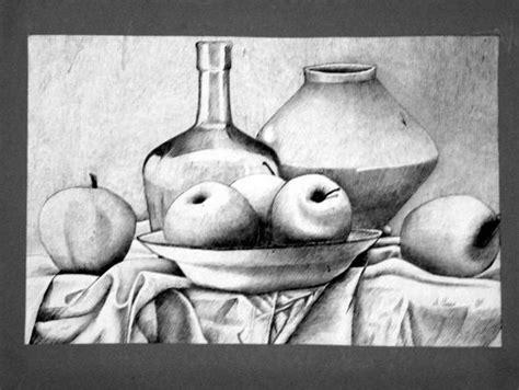imagenes de jarrones a lapiz imagenes de bodegones en carboncillo buscar con google