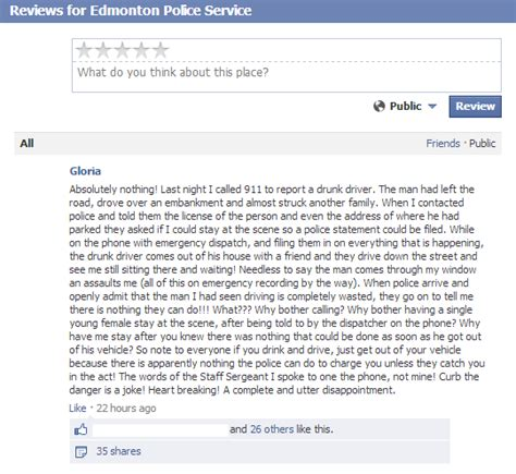 criminal code section 253 edmonton police service at their finest canada