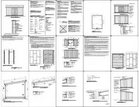 small run in shed plans 12x16 lean to shed plans 12x16
