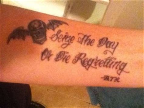 tattoo expo in alexandria la avenged sevenfold quotes quotesgram