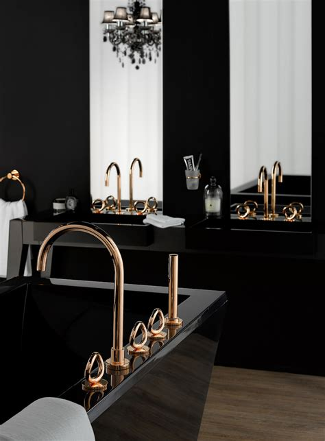 Black Bathrooms Ideas by 10 Black Bathroom Design Ideas That Will Inspire You