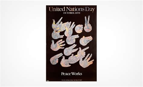 Home Design Studio New York milton glaser the work united nations