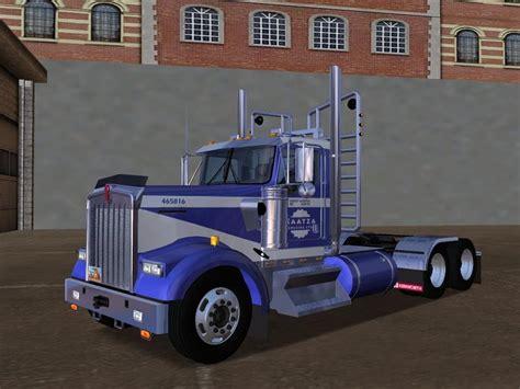 mod game 18 wos haulin 18 wos haulin kenworth w900 l dc logger truck