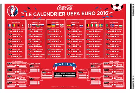 Calendrier Ligue Des Chions Europe 2016 Uefa 2016 Comment Coca Cola Va Envahir Le Quotidien
