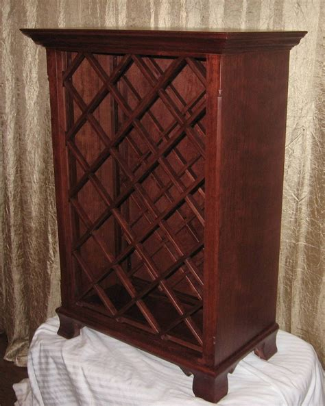 Cherry Wine Rack by Made Traditional Cherry Wine Rack By Donati
