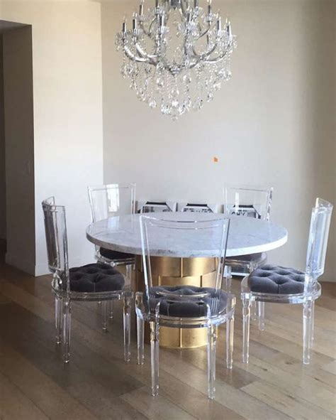 acrylic dining room chairs 25 best ideas about ghost chairs on pinterest ghost