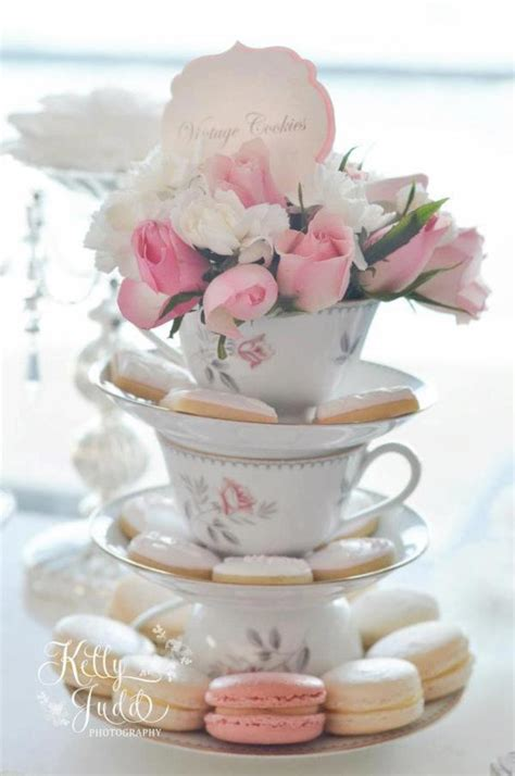 pretty pink vintage wedding via kara s party ideas