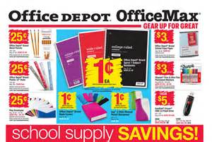 Office Depot Vendor Portal Office Depot Coupons Vistaprint Office Max Staples 2016