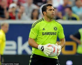 chelsea keeper chelsea agree deal to sign 6ft 5in polish goalkeeper