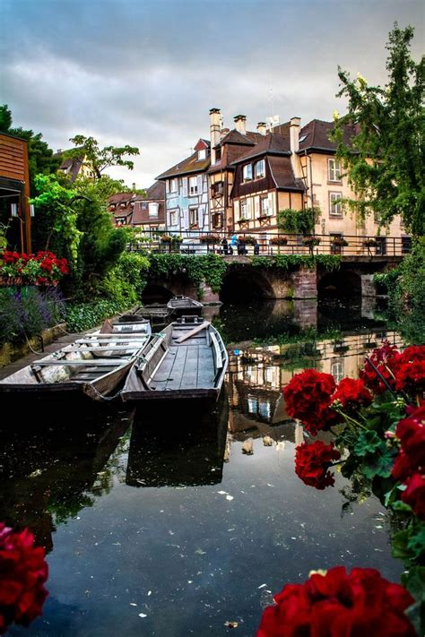 colmar france beauty and the beast colmar france travel destinations pinterest