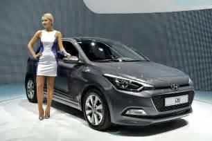 i20 new car new hyundai i20 promises tuned chassis comfort
