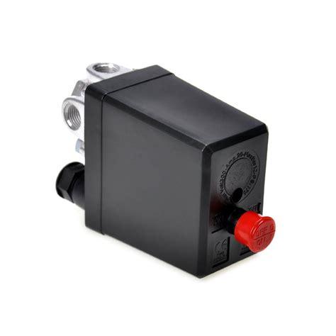 orangetag air compressor pressure switch valve 90 120 psi 240v ebay
