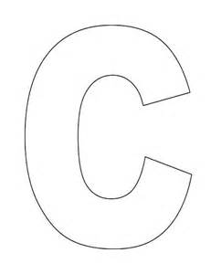 Letter C Template by Alphabet Letter C Template For Jpg 1700 215 2200
