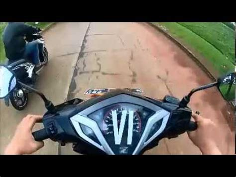 Roller Kawahara Vario 125 150 Pgm Fi Injeksi Rolerloler honda vario 125 top speed after using flying roller 1 doovi