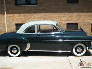 1949 chevrolet 2 door coupe deluxe