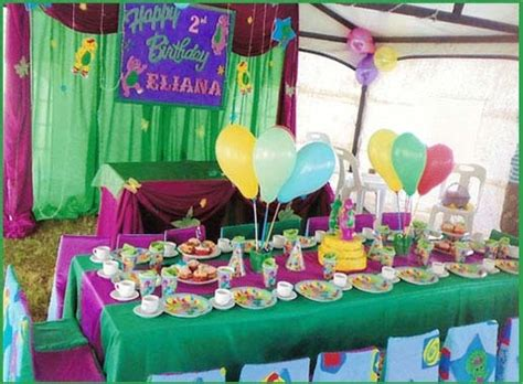 barney birthday decorations 17 best images about barney themed birthday on