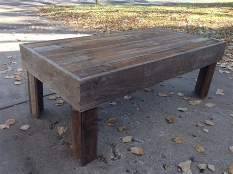 Barn Wood Coffee Table Barn Wood Coffee Table