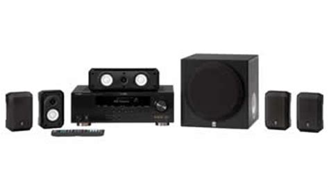 yamaha yht  home theater system user manual