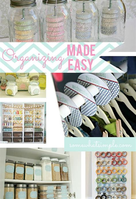 how to organize your home in 5 easy steps organizing made easy organization pinterest